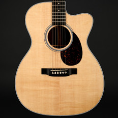 Martin OMCPA4 Rosewood Cutaway Electro Acoustic Guitar with Case