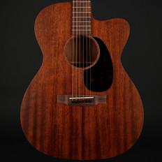 Martin OMC-15ME Electro Acoustic Guitar, Matrix VT Enhance System with Case
