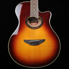 Yamaha APX700II Electro Acoustic Guitar in Brown Sunburst - Ex Display