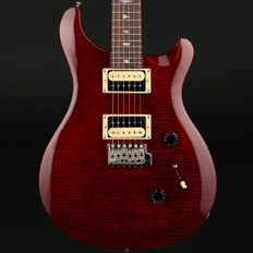 PRS SE Custom 24 2017 in Scarlet Red