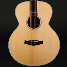 Tanglewood TWBZ Evolution Exotic Jumbo Baritone Electro Acoustic in Natural Gloss