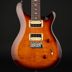 PRS SE Custom 24 2017 in Tobacco Sunburst