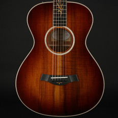 Taylor K22e 12-Fret LTD Koa, Grand Concert, 6-String, ES2