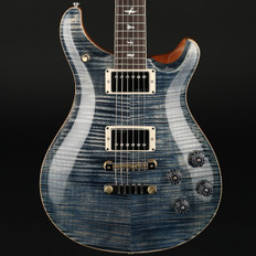 PRS McCarty 594 Wood Library in Faded Whale Blue with Rosewood Neck #235997