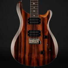 PRS SE Exotic Custom 24 Ebony Top #Q15831