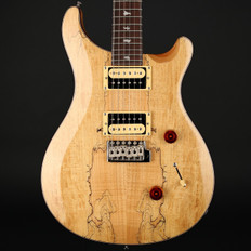 PRS SE Exotic Custom 24 Spalted Maple Top #Q16096