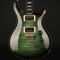 PRS Private Stock Lotus Knot Custom 24 Guitar of the Month in Sage Glow Smoked Burst #6614