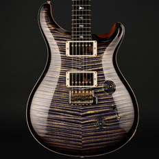 PRS Private Stock Custom 24 in Imperial Purple Smoked Burst #6726