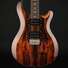 PRS SE Exotic Custom 24 Ebony Top #Q15839