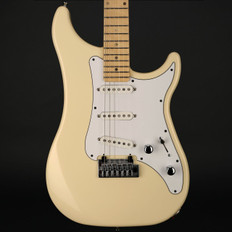 Vigier Expert Retro '54 in Retro White, Maple Neck with Hard Case #160137