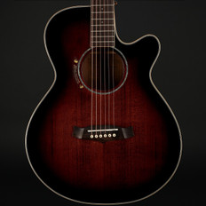 Tanglewood Sundance Performance Pro X45-AVE All Solid Superfolk Cutaway Electro Acoustic in Antique Violin Gloss