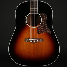 Tanglewood Sundance Performance Pro X15-SDTE All Solid Sloped Shoulder Dreadnought Electro Acoustic in Vintage Burst Gloss