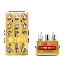 Chase Bliss Audio Brothers: Analog Gainstage