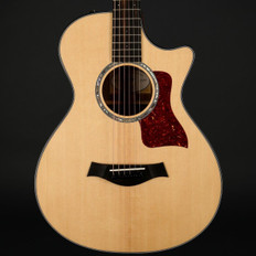Taylor 412ce 12-Fret Ltd Figured Ovangkol / Sitka Spruce with Case
