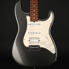 Suhr Classic in Graphite Metallic with OHSC - Used