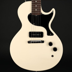 Gordon Smith GS1 Single Cut in Solid White with Case #17056
