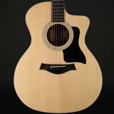 Taylor 114ce Grand Auditorium Cutaway, ES2 (2017) with Gigbag