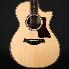 Taylor 812ce Deluxe Cutaway, ES2 with Case #1104057029