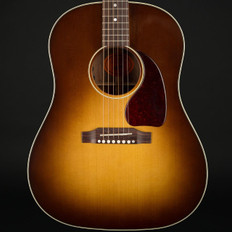 Gibson J-45 Bilwara Tonewood Limited in Honey Burst (2017) #10267085