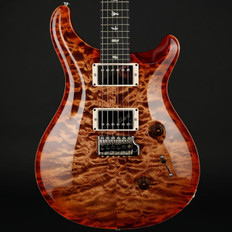 PRS Custom 24 Ltd in Autumn Sky Quilt with Pattern Thin Neck, 58/15 Pickups #242044
