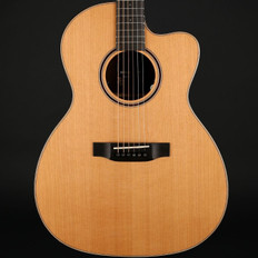 Auden Chester OOO Cutaway Electro Acoustic - Cedar/Rosewood