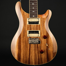 PRS SE Exotic Custom 24 Zebrawood Top #R11496