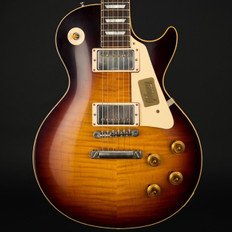 Gibson Custom Shop '59 Les Paul Standard VOS in Faded Tobacco #97527