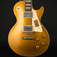 Gibson Custom Shop Les Paul '57 Goldtop 60th Anniversary VOS in Antique Gold #77105
