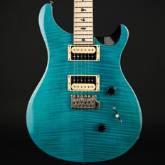 PRS Ltd Edition SE Custom 24 with Satin Maple Neck in Sapphire