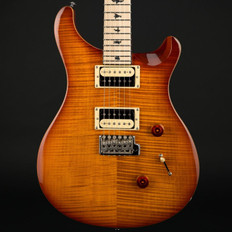 PRS Ltd Edition SE Custom 24 with Satin Maple Neck in Vintage Sunburst