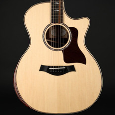 Taylor 814ce Deluxe Grand Auditorium Cutaway, ES2 with Case