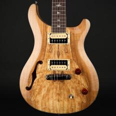 PRS SE Exotic Custom 22 Semi-Hollow Spalt Maple Top #R11233