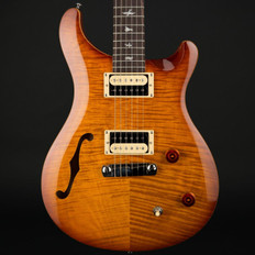 PRS SE Custom 22 Semi-Hollow 2017 in Vintage Sunburst