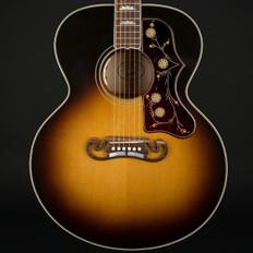 Gibson Acoustic 2018 J-200 Standard in Vintage Sunburst #12027026