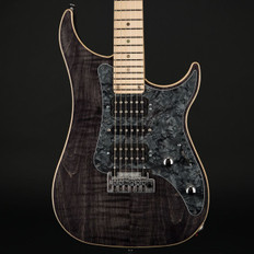 Vigier Excalibur Special in Black Diamond, Maple with Hard Case #170042