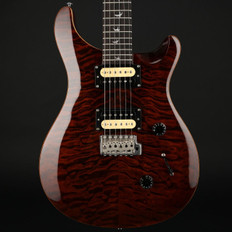 PRS SE 30th Anniversary Custom 24 in Chestnut Quilt Top with Gigbag - Pre-Owned #P05411