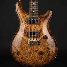 PRS Private Stock Custom 24 Spalted Maple in Natural Smoked Burst #7066