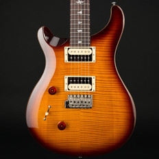 PRS SE Custom 24 Left-Handed in Tobacco Sunburst