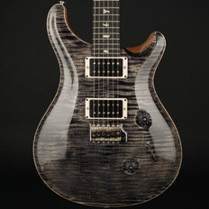 PRS Custom 24 10 Top in Charcoal with Pattern Thin Neck, 85/15 Pickups #237470
