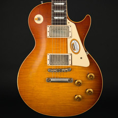 Gibson Custom Shop Mick Ralphs 1958 Les Paul Standard #8 7049 Replica #CC 43A 099