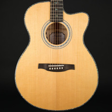 PRS SE Angelus AE50E Cutaway Electro Acoustic with Hard Case