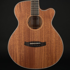 Tanglewood Union Series TWU SFCE Mahogany Solid Top Super Folk Electro Acoustic in Natural Satin