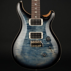 PRS Custom 24 in Faded Whale Blue Smokedburst w/Natural back, Pattern Thin Neck, 85/15 Pickups #248820