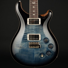 PRS DGT in Faded Whale Blue Smokedburst w/Natural back, Birds #249423