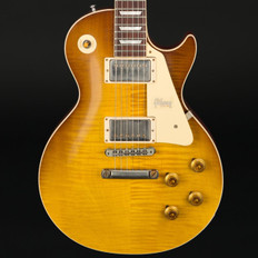 Gibson Custom Shop Historic '59 Les Paul Standard in Honey Lemon Fade VOS #982061