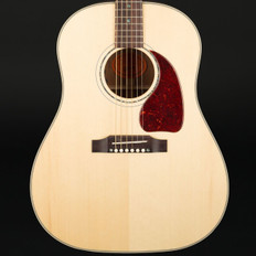 Gibson Acoustic J-45 Red Spruce Figured Mahogany Special in Natural #13635026