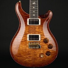 PRS DGT 10 Top in Copperhead Burst with Stained Flame Maple Neck #249683