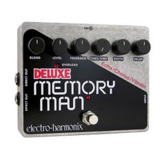 Electro Harmonix Deluxe Memory Man 550ms Analog Delay/Chorus/Vibrato Pedal