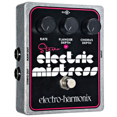 Electro Harmonix Stereo Electric Mistress Flanger/Chorus Pedal