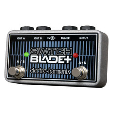 Electro Harmonix Switchblade + Advanced Channel Selector Pedal